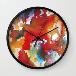 Untitled 3 Wall Clock