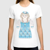 marie antoinette T-shirts featuring Marie Antoinette by Late Greats by Chen Reichert