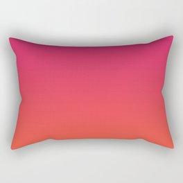 Flavored Sunrise Rectangular Pillow