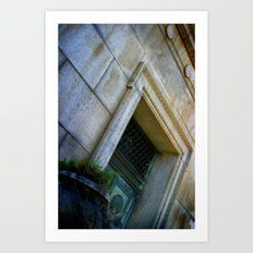 The Last Door Art Print