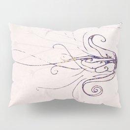 Whimsical Wilde Flower Pillow Sham