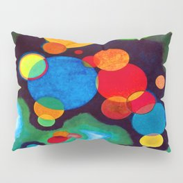 Wassily Kandinsky Deepened Impulse Pillow Sham