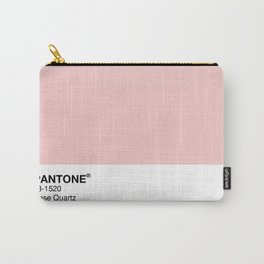 Pantone - Rose Quartz Carry-All Pouch