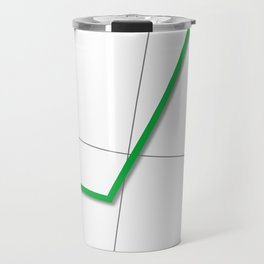 Statistic Up Travel Mug