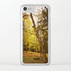 The Last Days of Grace Clear iPhone Case