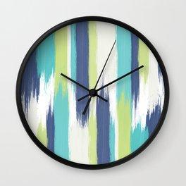 Painted summer Wall Clock