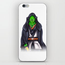 Sith Lord Piccolo iPhone Skin