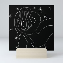 Matisse Loving Couple #3 Mini Art Print