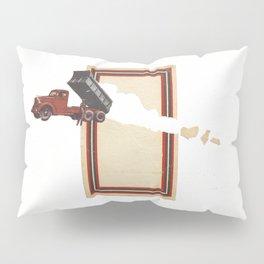 Torn Around — Unload Pillow Sham