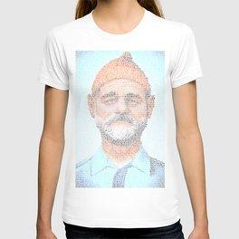 The Aquatic Steve Zissou T-shirt