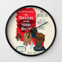 Dead Money Wall Clock