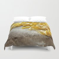 pasta Duvet Covers featuring Fresh Italian Pasta by Tanja Riedel