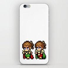 Final Fantasy II - Palom and Porom iPhone & iPod Skin