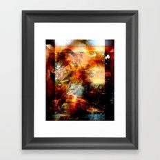 Odcies Framed Art Print
