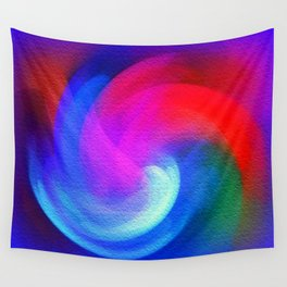 Fractal Abstract Wall Tapestry