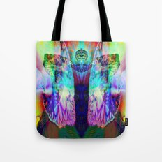 coast of facets Tote Bag
