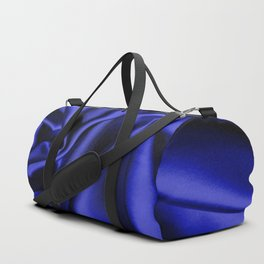 Beautiful Blue Christmas Duffle Bag