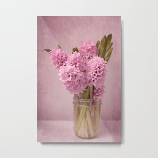 Hyacinth 2 Metal Print