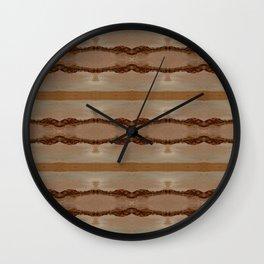 SandScript Wall Clock