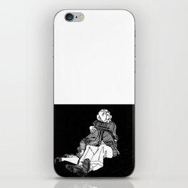 You & Me IV iPhone Skin