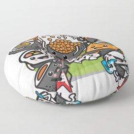Sushi Rock Floor Pillow
