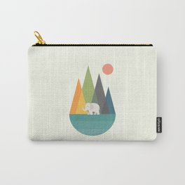 Walk In Peace Carry-All Pouch