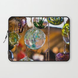 in that orb was a story of color and fire Laptop Sleeve