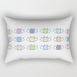 Dont Blink  Rectangular Pillow