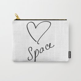 Heartspace - A Higher Frequency Love in 5D Carry-All Pouch