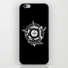 Buer white iPhone & iPod Skin
