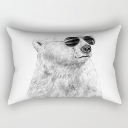 Don't let the sun go down Rectangular Pillow