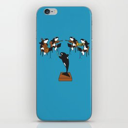 Orcastra iPhone Skin