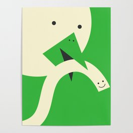 EARLY BIRD (green version) Poster