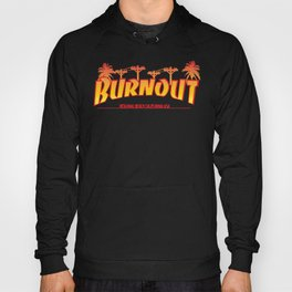 BURNOUT BEACH Hoody