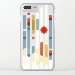 Future World Clear iPhone Case