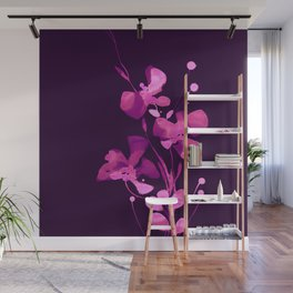 Organic Impressions 334zk by Kathy Morton Stanion Wall Mural