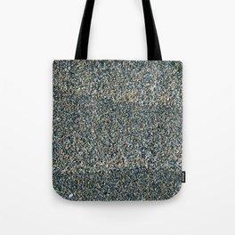 Gray Sand Tote Bag