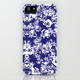 Royal Blue iPhone Case
