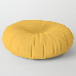 Gold - Solid Color Collection Floor Pillow
