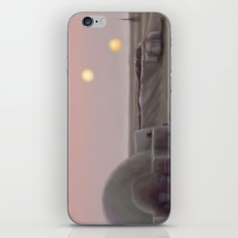 Twin Suns Dessert iPhone Skin