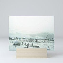 Winter 2 Mini Art Print