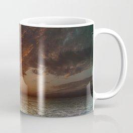 The Mediterranean Sunset Coffee Mug