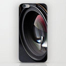 Photo lenses iPhone Skin