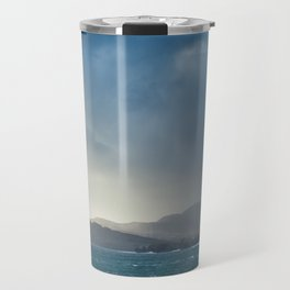 Slieve League during Storm Jake Travel Mug