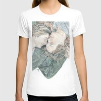 the fault T-shirts featuring THE FAULT IN OUR STARS by Melissa Bather