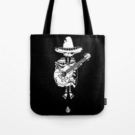 Guitar mariachi Tote Bag