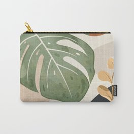 Branches and Leaves in an Abstraction 01 Carry-All Pouch