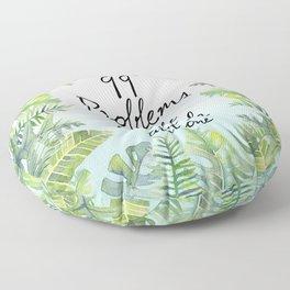 Tropical Chill Floor Pillow