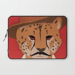 Cheetah Singh. Laptop Sleeve