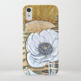 Golden Moonlight iPhone Case